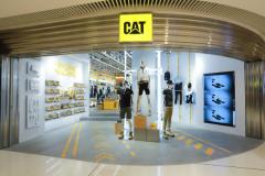 CAT卡特广东天环广场开业 首发阵容人气王大黄靴